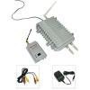 long range outdoor 1.2GHz 10W wireless av sender & receiver