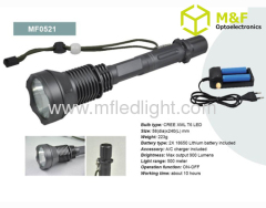 cree led torch 2012 new