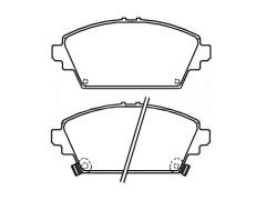 45022-S1A-E02 brake pad set HONDA ACCORD