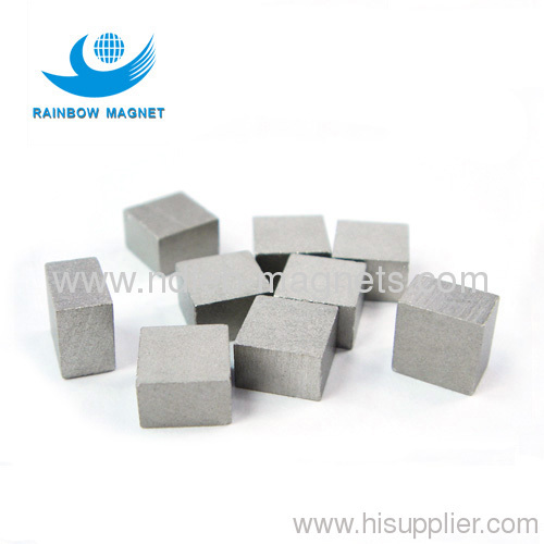 Rare Earth magnet sm2co17 block