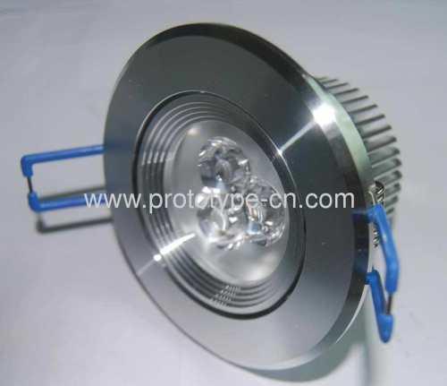 LED down light shell