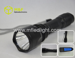 cree xml t6 led rechargeable battery