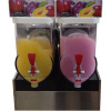 Frozen fruit slush drink making machine
