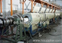 1000mm large diameter HDPE pipe production line