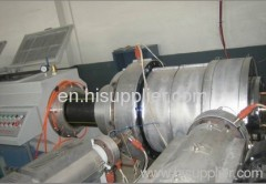 1200mm large diameter HDPE pipe production line