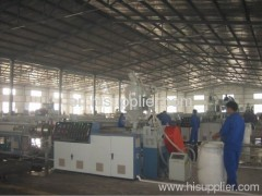 500mm large diameter HDPE pipe production line
