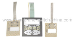 ESD shielding membrane switches