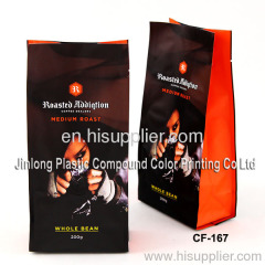 coffee bag for whole bean