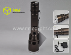 cree led high power flashlight