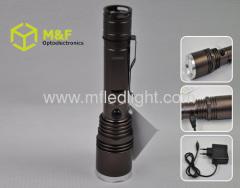 cree led high power flashlight