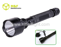 led police flashlights