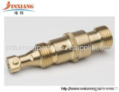 customed size stainless steel Piston Screw turning