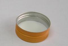 Metal Aluminum screw Caps