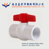 pvc thread ball valve