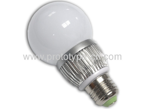 Indoor lighting Shell machining