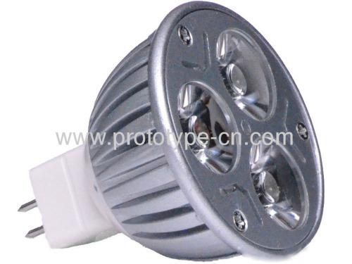 spot light shell LED light house custom