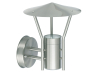 Outdoor wall lamp shell