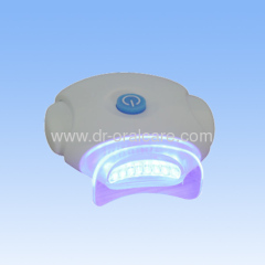 Dental Whitening Light With Patent