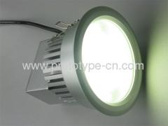 Custom landscape lamp