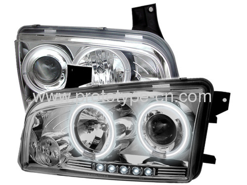 LED headlights shell LED house LED case