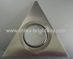 SMD3528 triangle 3W Led Cabinet Light