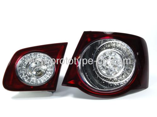 Custom Aston Martin LED tail light shell