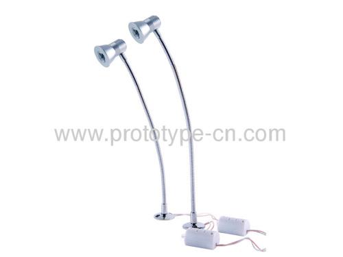 LED table lamp custom shell