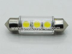 Custom LED dome light shell