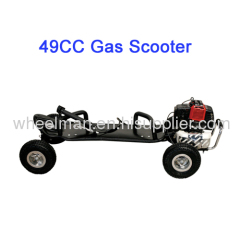 gas powered skateboard