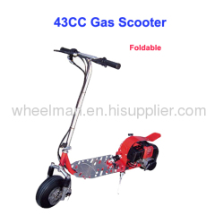 gas mini scooter