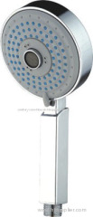 Square Handle Style Hand Held Showers With Rainfall Shower