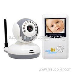 2 way talk baby monitor