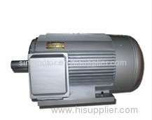 Medium three-phase ac motor