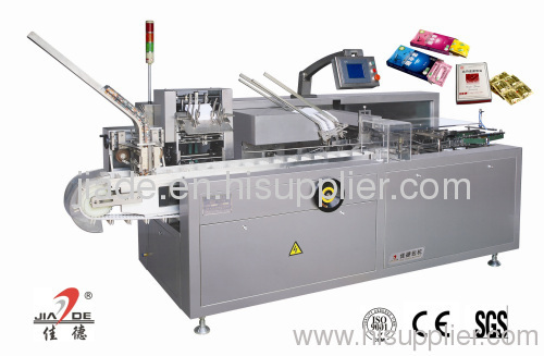 Cartoning Machine For Soap Exporter