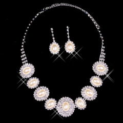 pearl bridal necklaces