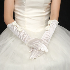 Classic Wedding Gloves