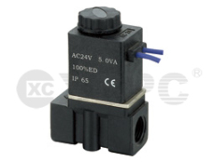 2/2 Way Pneumatic Solenoid Valve