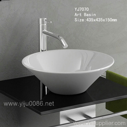 Bathroom Round Sink Basin Wash Basin Bathroom Sink