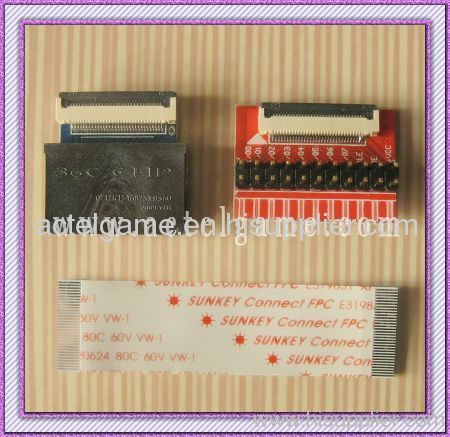 360 Clip - Universal TSOP NAND FLASH CHIP Tool manufacturer from