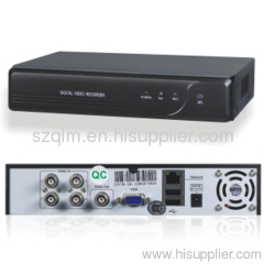 4 channel standalone dvr