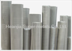 302 Stainless Steel Wire Mesh Screen Netting
