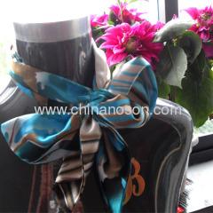 Stylish Glam Silk Scarf