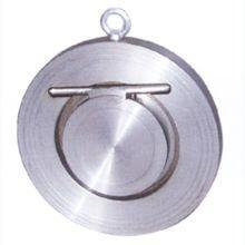 H74X / H on the folder-type wafer check valve