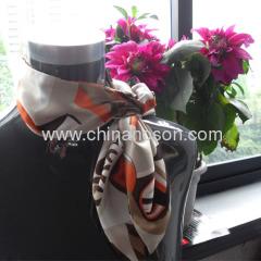 New design silk scarf