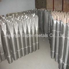 S31803 Duplex Stainless Steel Wire Mesh Screen Netting