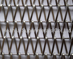 S32205 Duplex Stainless Steel Wire Mesh Screen Netting