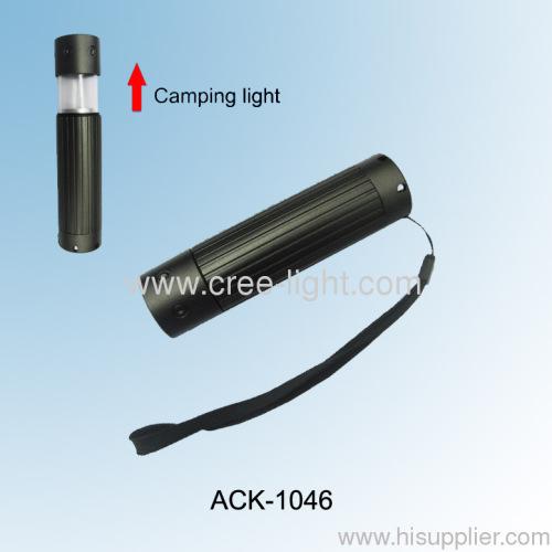 Aluminum Telescopic Camping Lantern Focus Adjustable Lights