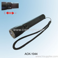 Zoomable High Power CREE Q3 Aluminum LED Light ACK-1044
