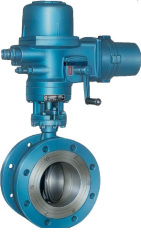 Electric Hard Sealing Butterfly Valves