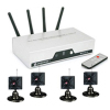 2.4 GHz wireless camera security system